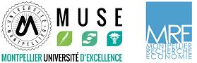 Montpellier recherche en économie Logo